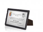 Placa conmemorativa especial color